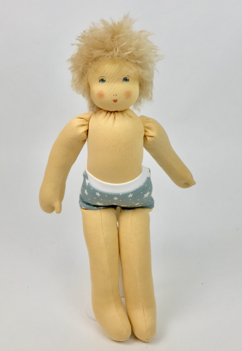 Nanchen eco dress up doll - Julius - organic cotton, eco