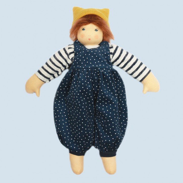 Nanchen doll - Noah - organic cotton, eco