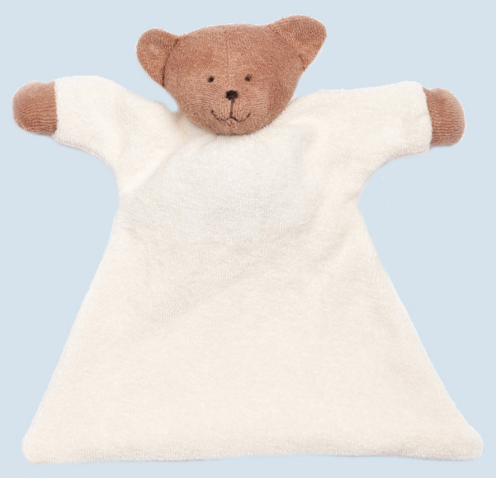 Nanchen comforter - Bear / Teddy - organic cotton, eco