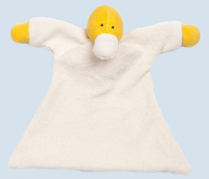 Nanchen doll - comforter duck - organic cotton, eco