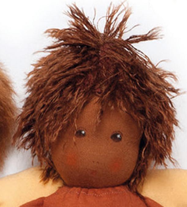 Nanchen Puppe - Anziehpuppe Felix, Bio Baumwolle