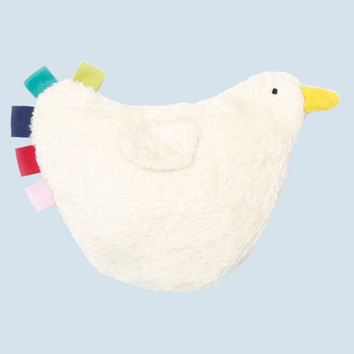Nanchen Natur - Dinkelkissen Huhn - Baumwolle, Bio
