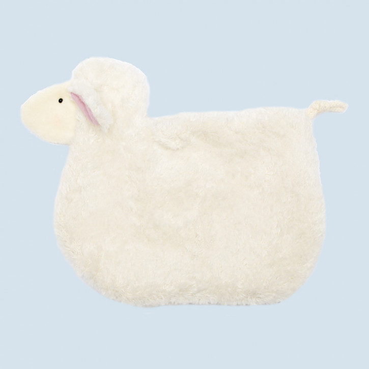 Nanchen doll - spelt sheep - organic cotton, eco