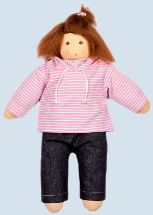 Nanchen doll - Wonne child Hannah - organic cotton