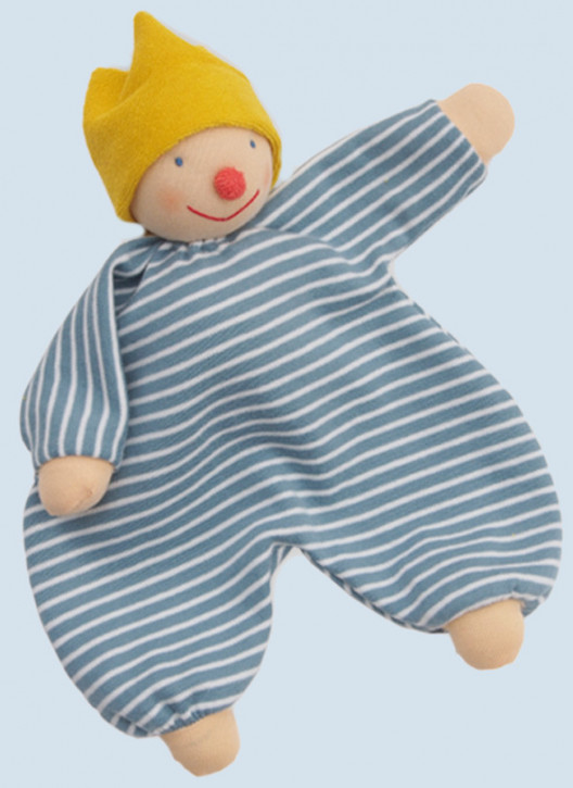 Nanchen Doll - King Cheerful - organic cotton