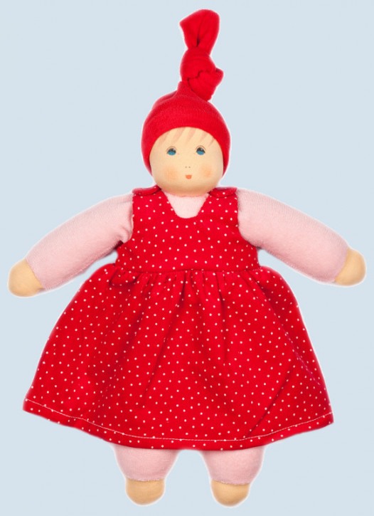 Nanchen eco doll - summer children Madita - organic cotton