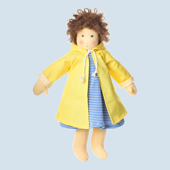 Nanchen doll - Lena - organic cotton, eco