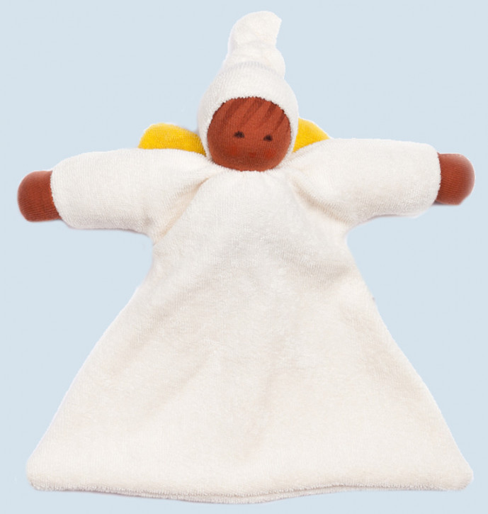 Nanchen - doll - guardian angel - organic cotton