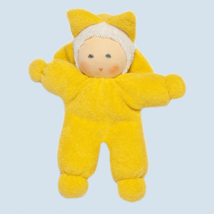 Nanchen doll - little star - organic cotton, eco