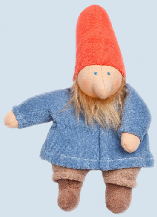 Nanchen Doll - Dwarf Dad - organic cotton, eco