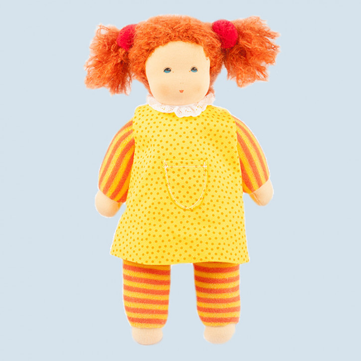 Nanchen doll - Augustine - organic cotton, eco
