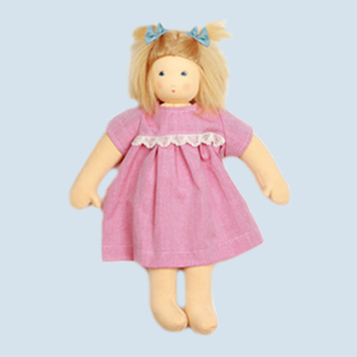 Nanchen doll - Emma - organic cotton, eco