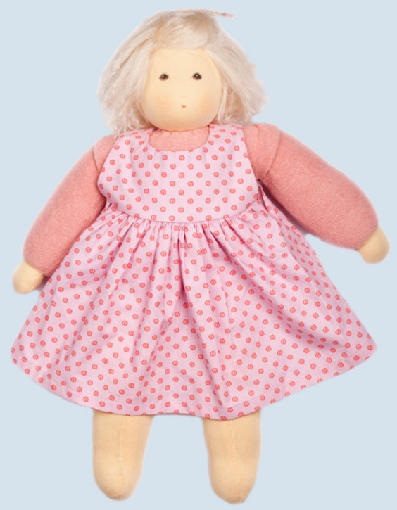 Nanchen doll - Marie - organic cotton, eco