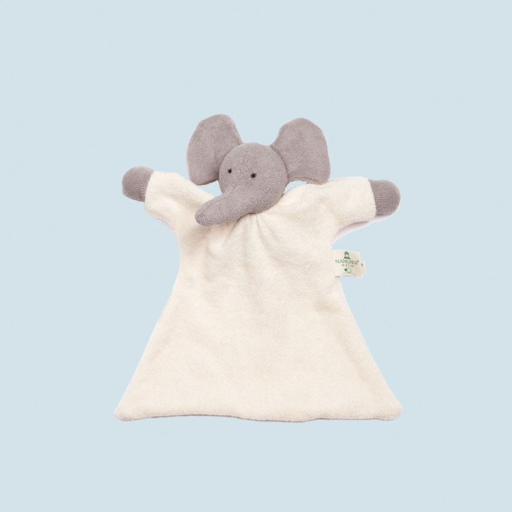 Nanchen comforter - Elephant - organic cotton, eco