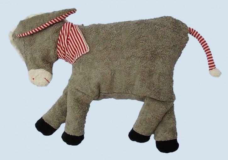 Pat & Patty Kuschelkissen - Esel - Baumwolle Bio Qualität