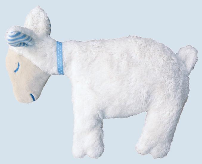 Pat & Patty Kirschkernkissen - Schaf, weiß - Baumwolle Bio Qualität