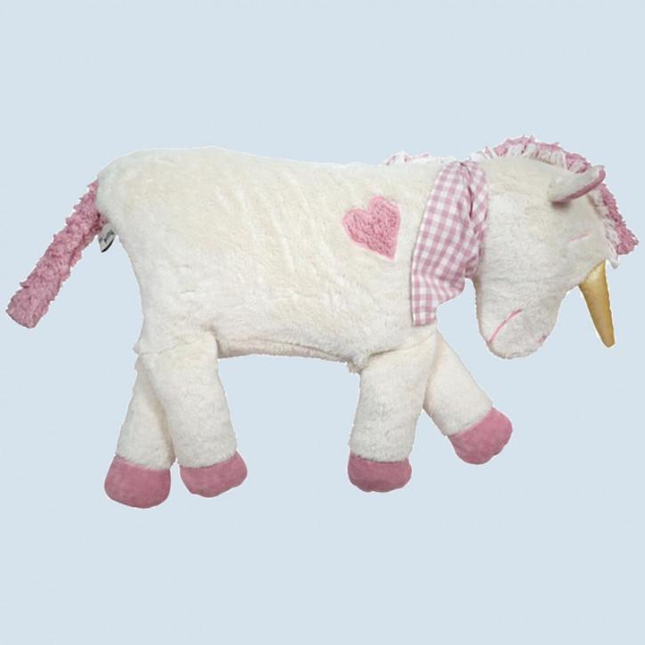 Pat & Patty Kuschelkissen Einhorn - Baumwolle Bio Qualität