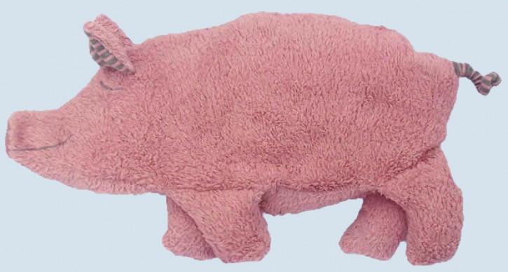Pat & Patty Kuschelkissen, Kuscheltier Schwein - Baumwolle, Bio