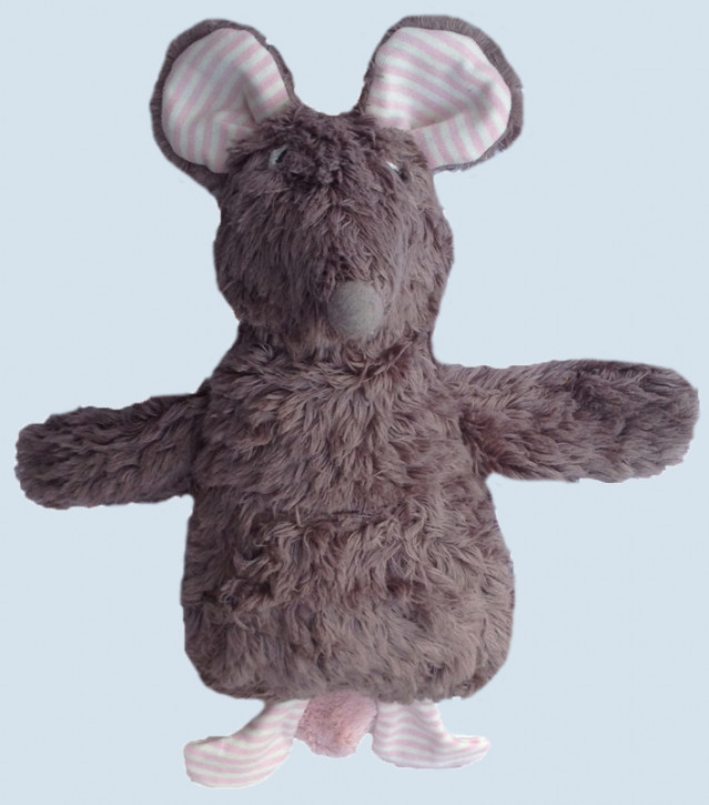 Pat & Patty Spieluhr Maus - Bio Baumwolle, öko