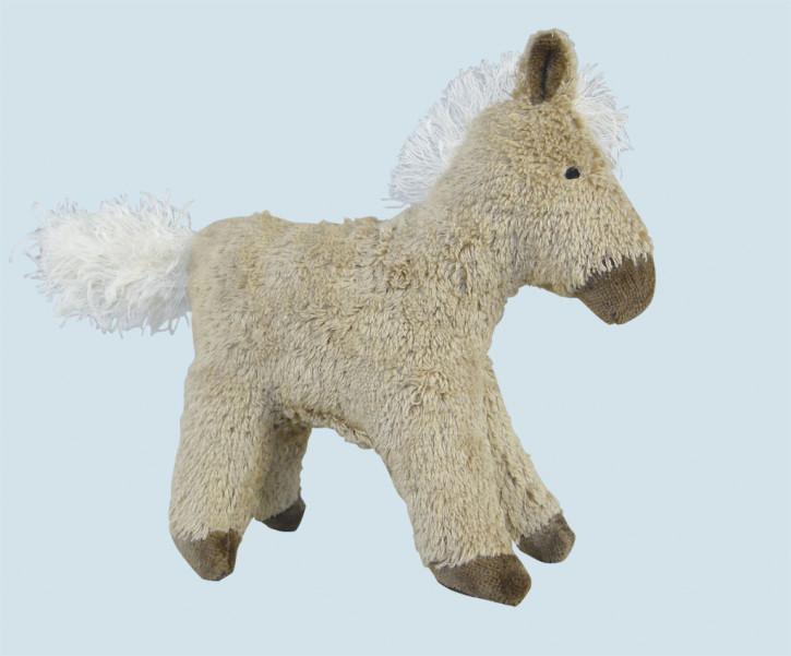 Senger Naturwelt - Pferd - Tierkind, Kuscheltier Bio Baumwolle