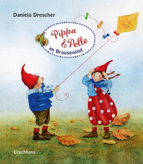 Kinderbuch - Pippa und Pelle im Brausewind - Urachhaus Verlag