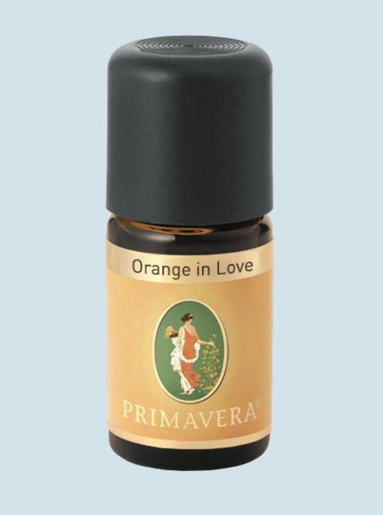 Primavera - Duftmischung Orange in Love - 5 ml