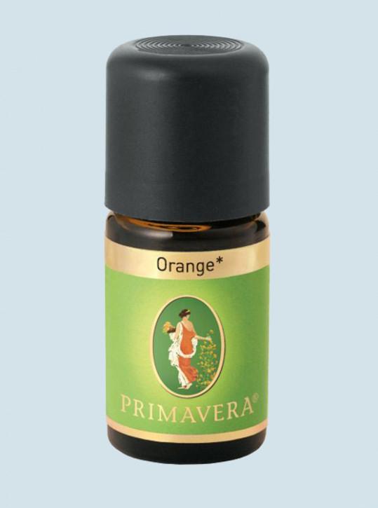 Primavera - Orange - ätherisches Öl - 5 ml, bio