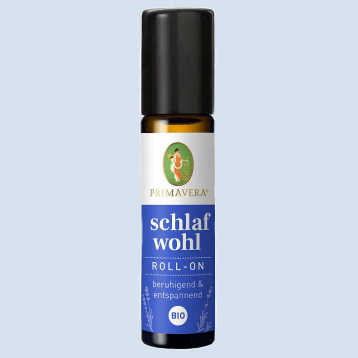 Primavera - Bio Roll-On schlaf wohl - 10 ml