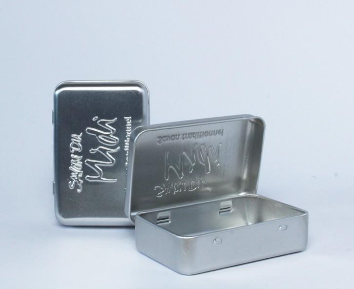 Savon du Midi - Seifendose - Metall - für Karite Seifen
