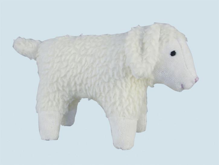 Senger Naturwelt - Tierkind Schaf - Kuscheltier, Bio Baumwolle
