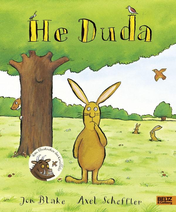 Kinderbuch - He Duda - Beltz und Gelberg