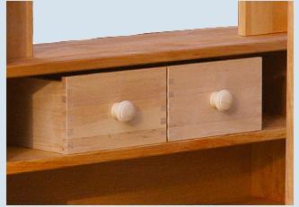 Schöllner - Schublade für Kaufladen, Kaufhaus de Luxe - Holz