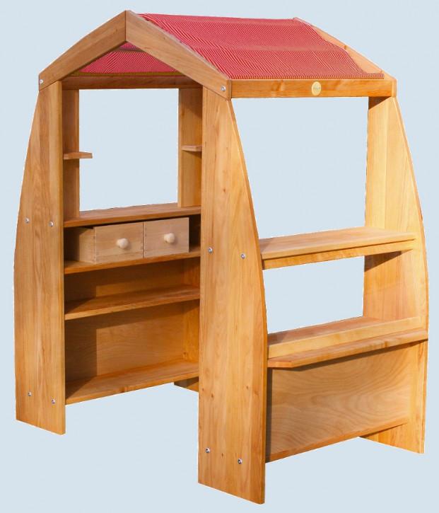 Schöllner - Kaufladen, Kaufhaus de Luxe für Kinder - Holz