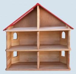 Schöllner - Puppenhaus, Puppenstube aus Holz