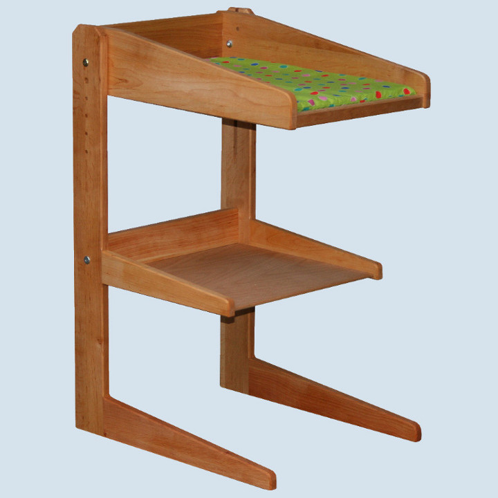 Schoellner - wooden furniture for dolls - changing table