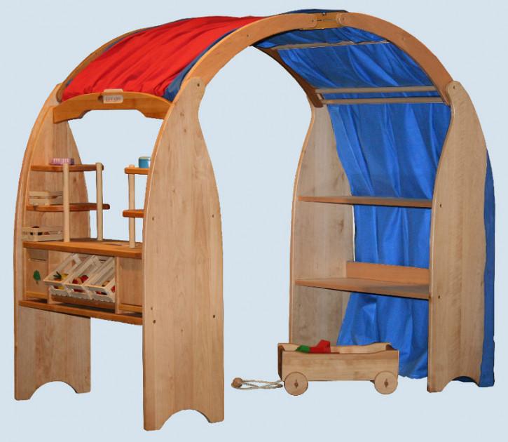 Schöllner - Spielhaus aus Erlenholz