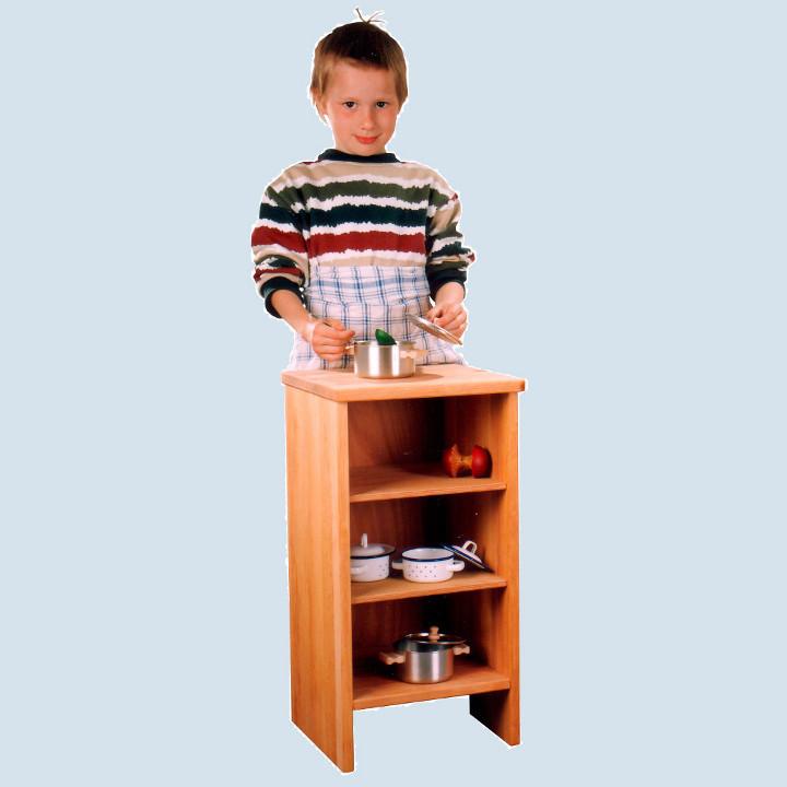 Schöllner - Regal für Spielküche - Erlenholz