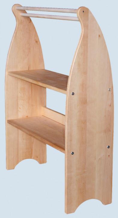 Schöllner - Spielständer für Spielhaus - aus Erlenholz