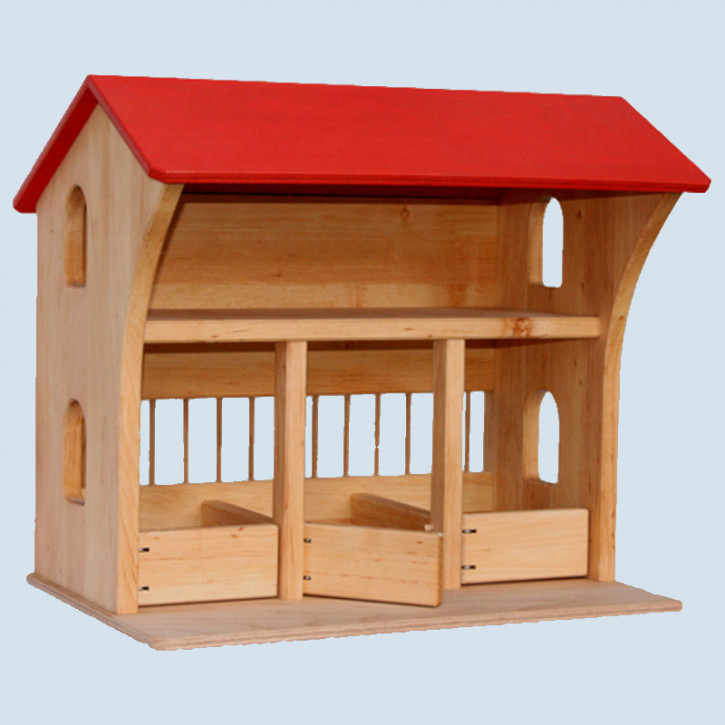 Schoellner - wooden horse stable