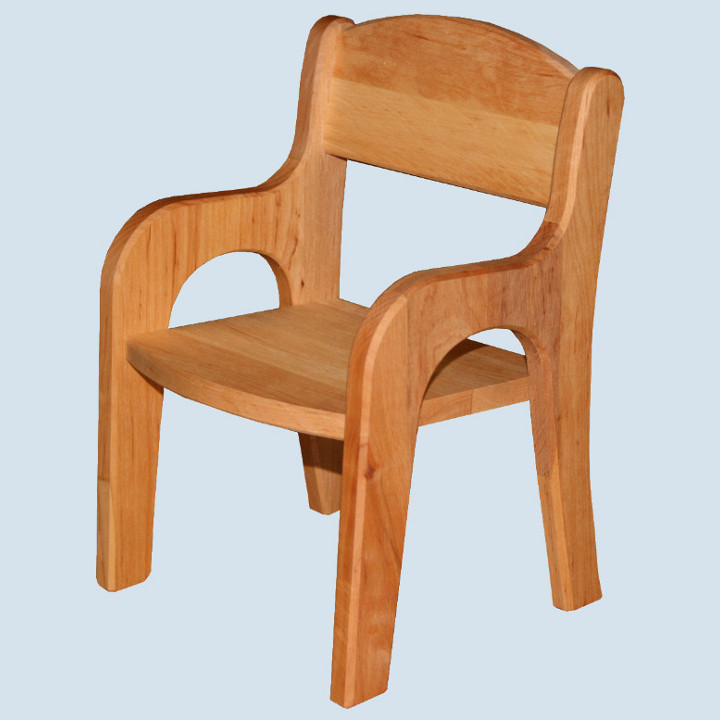 Schoellner - wooden furniture for dolls - chair