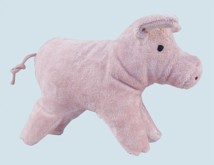 Senger Naturwelt - Schwein - Tierkind, Kuscheltier Bio Baumwolle
