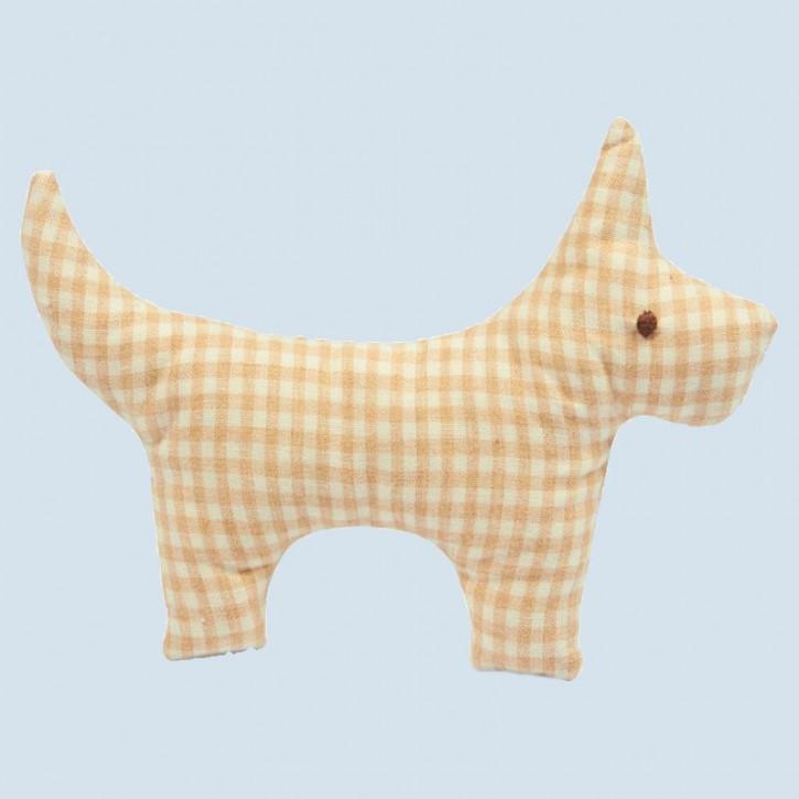 Senger - Greiftier, Greifling Hund - Bio Baumwolle