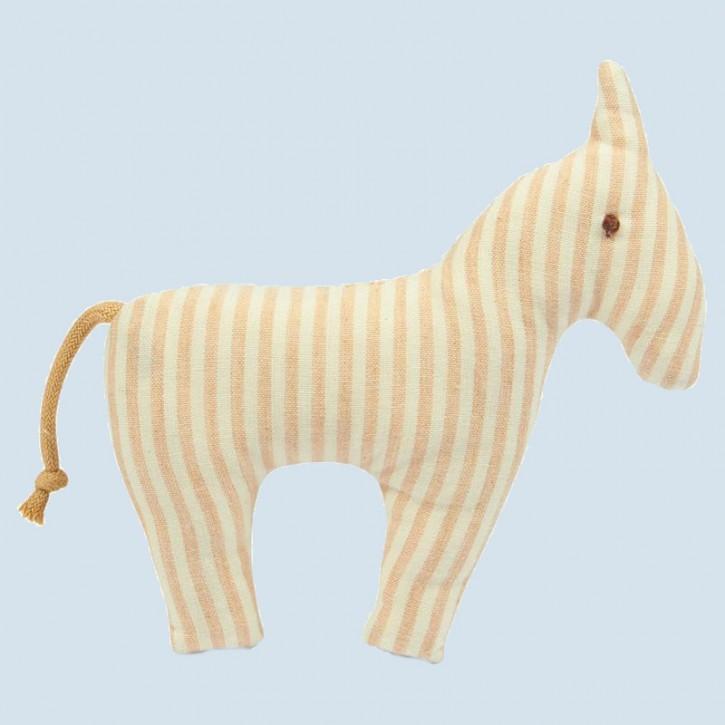 Senger - Greiftier, Greifling Zebra - Bio Baumwolle