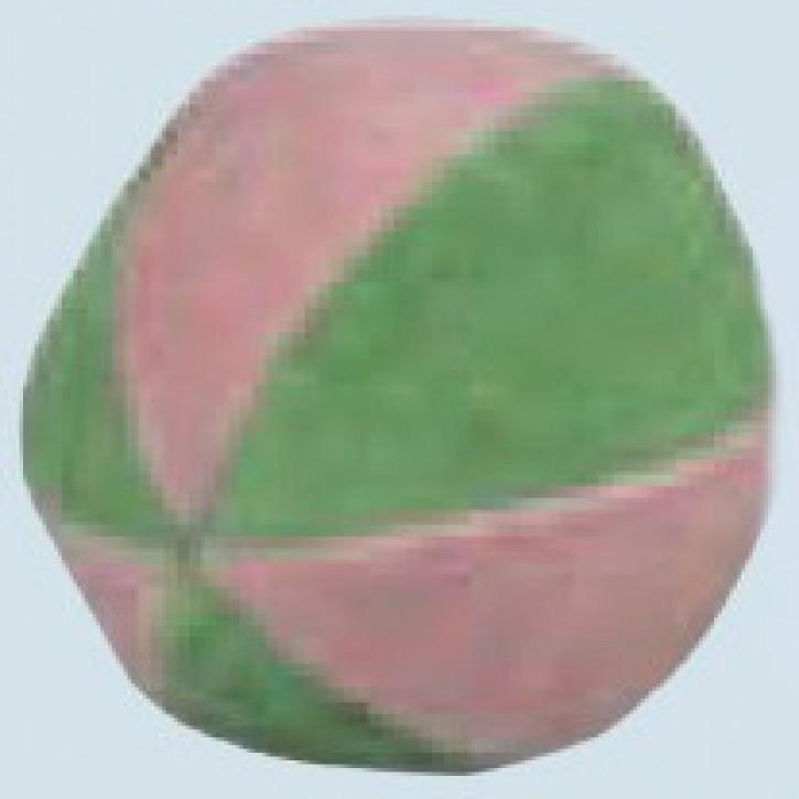 Senger Naturwelt - Ball rosa, mit Rassel - Bio Baumwolle