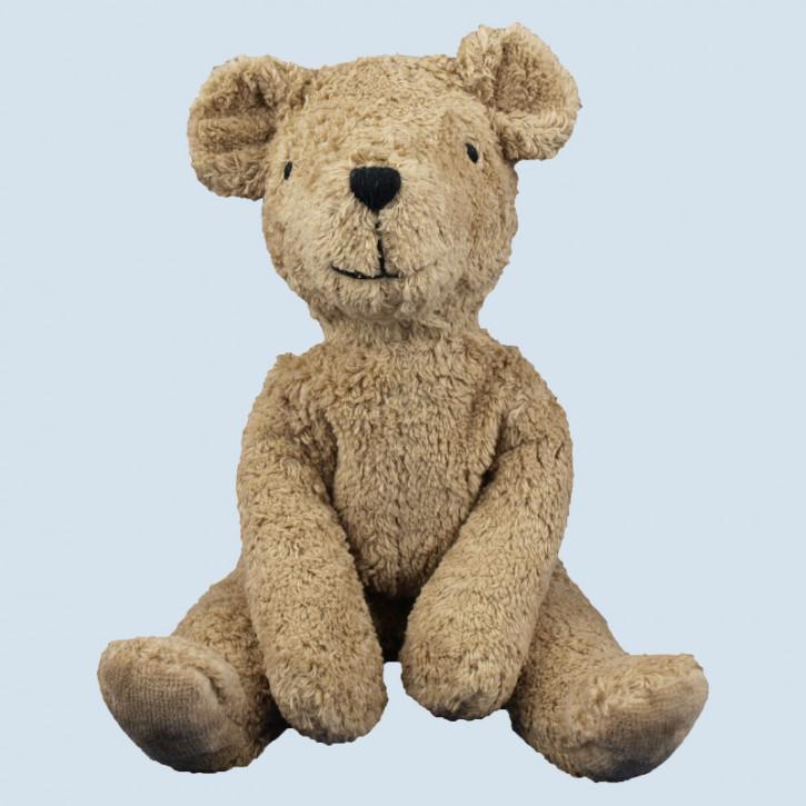 Senger floppy animal - Teddy Bear - beige, organic, eco