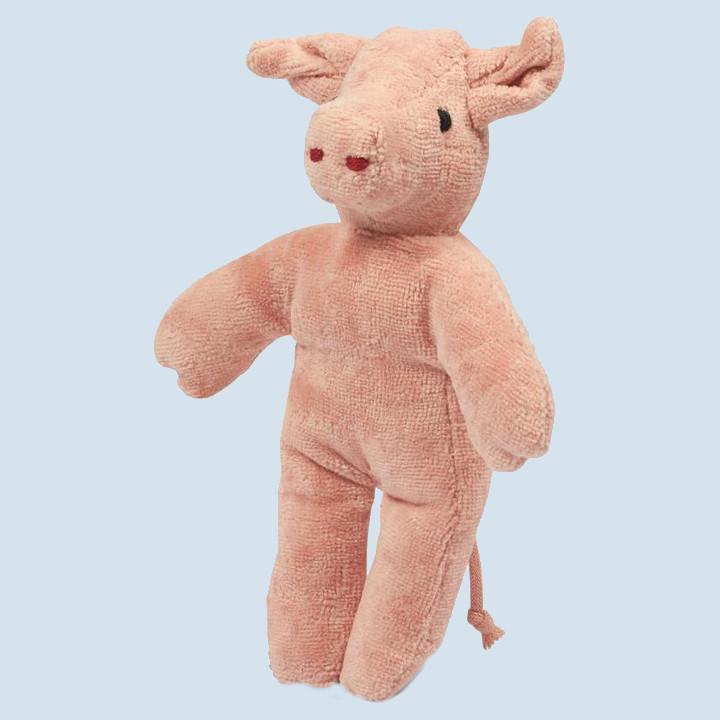 Senger - Bio Baby Kuscheltier - Schwein