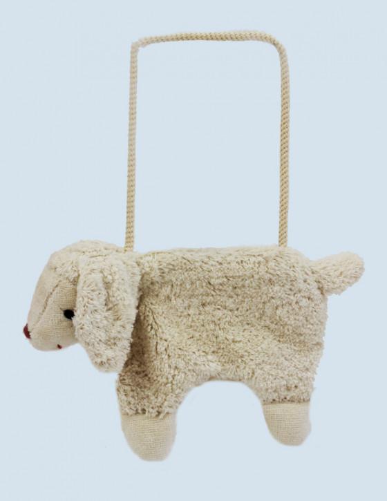 Senger Naturwelt - Tasche für Kinder, Schaf - Bio Baumwolle, öko