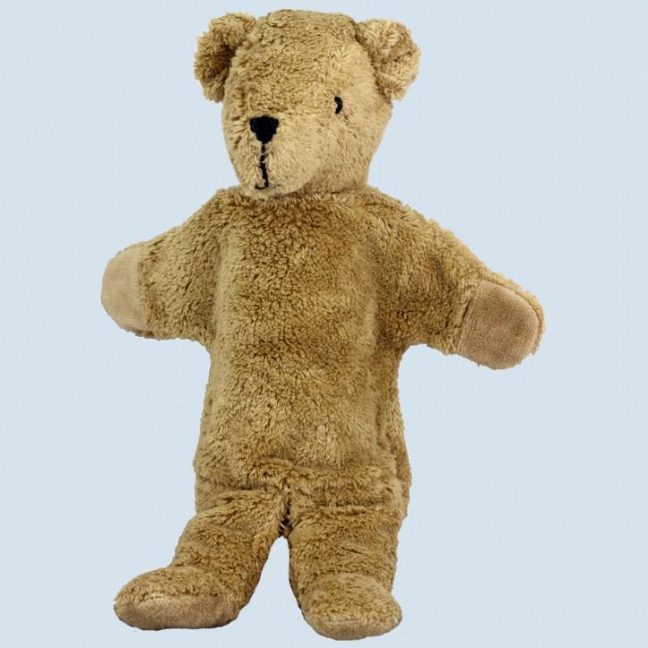 Senger Handpuppe - Bär, Teddy - Bio Baumwolle, öko