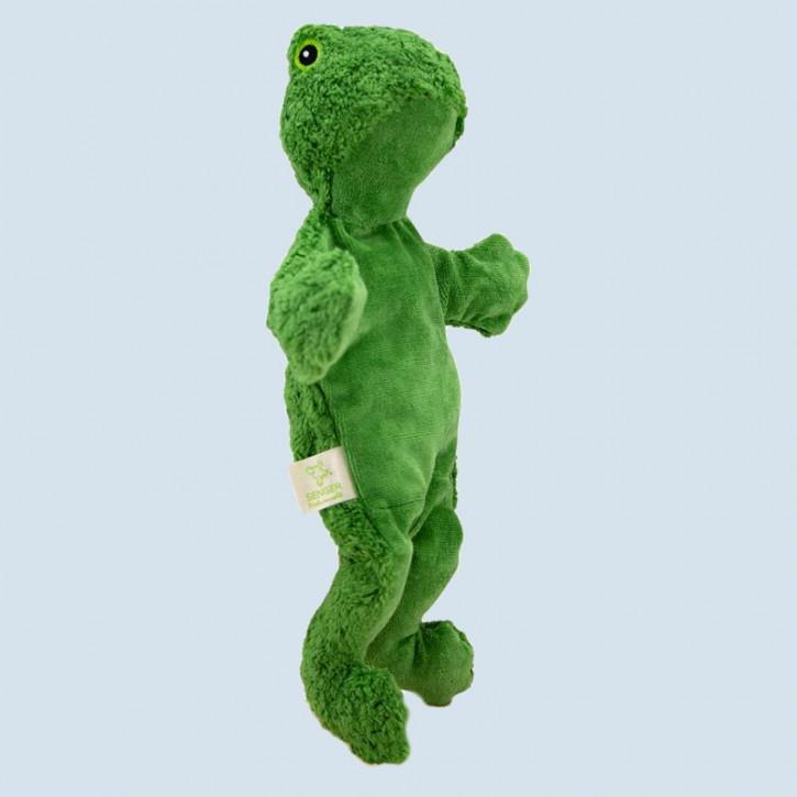 Senger Handpuppe - Frosch - Bio Baumwolle, öko