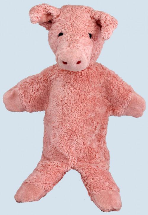 Senger Handpuppe - Schwein - Bio Baumwolle, öko
